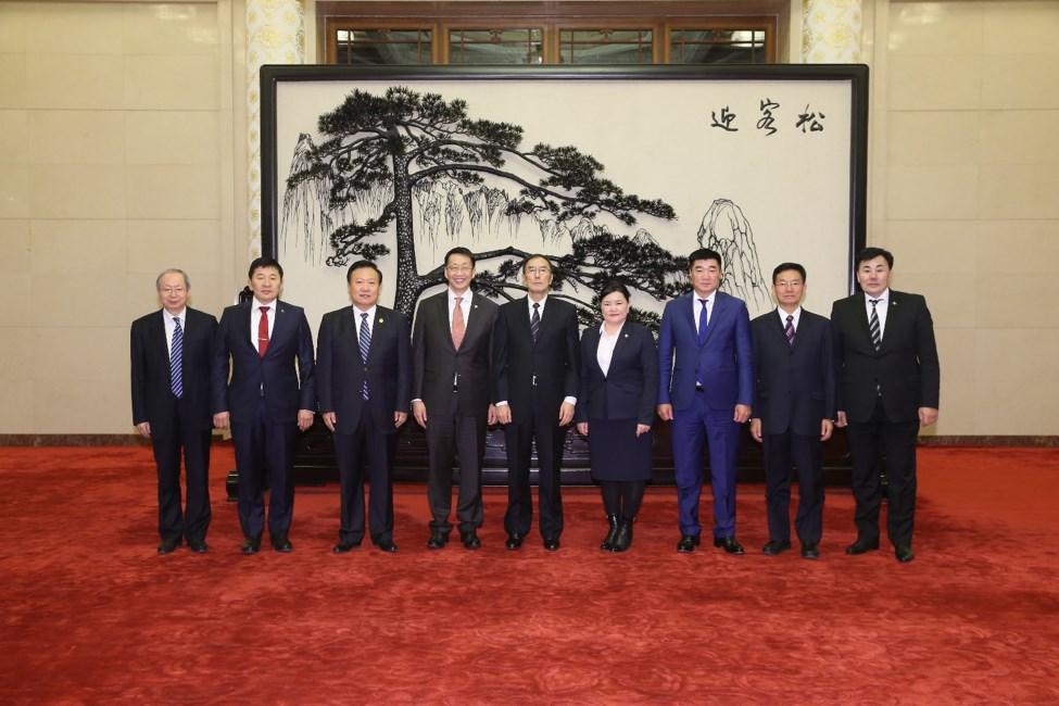 Монгол, Хятадын Парламент хоорондын байнгын уулзалтын механизмын хоёр дахь удаагийн уулзалт Бээжин хотноо болов