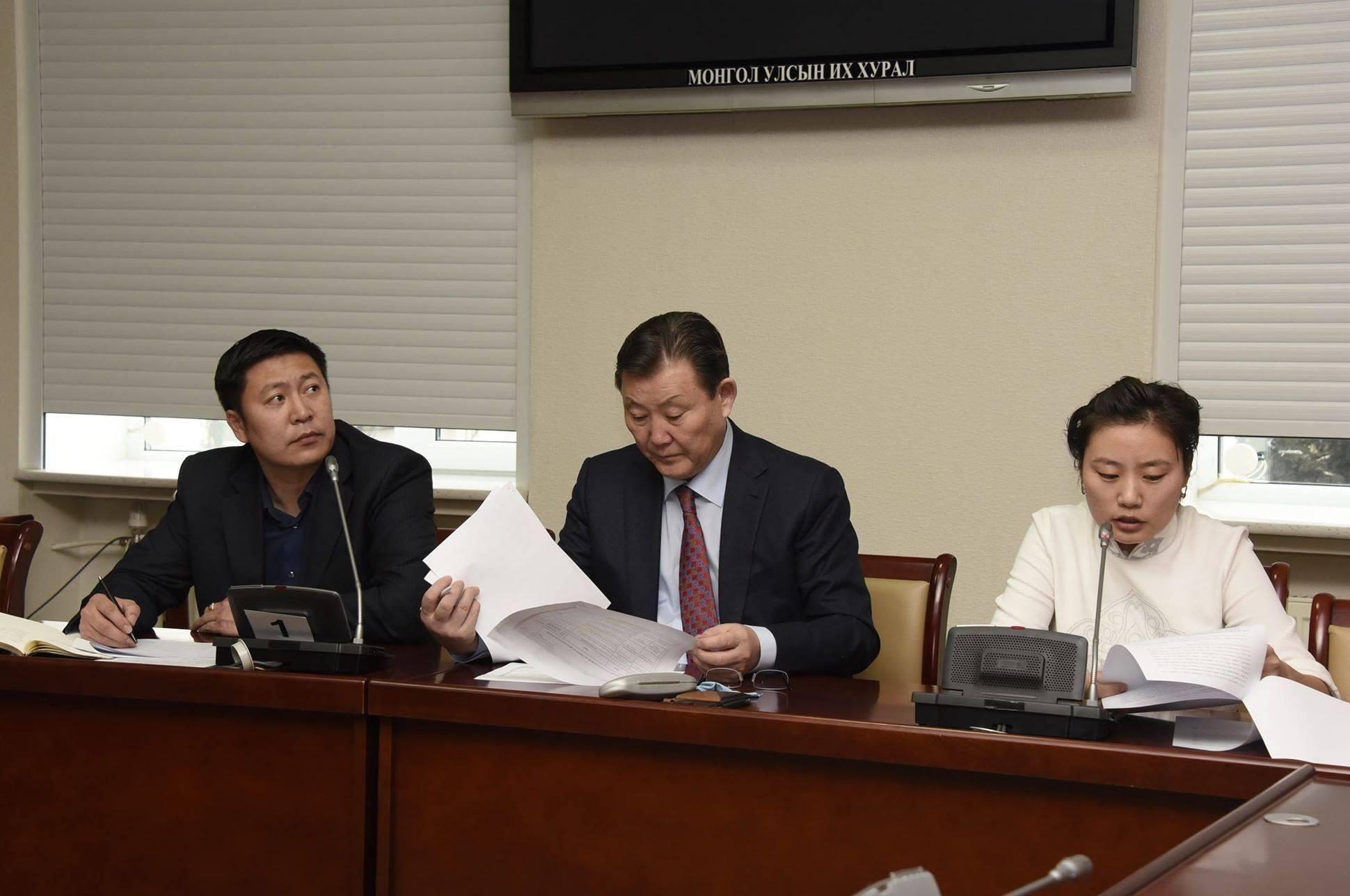 Монголын хүнсчдийн холбооны удирдах зөвлөлийн ээлжит хуралдаан боллоо
