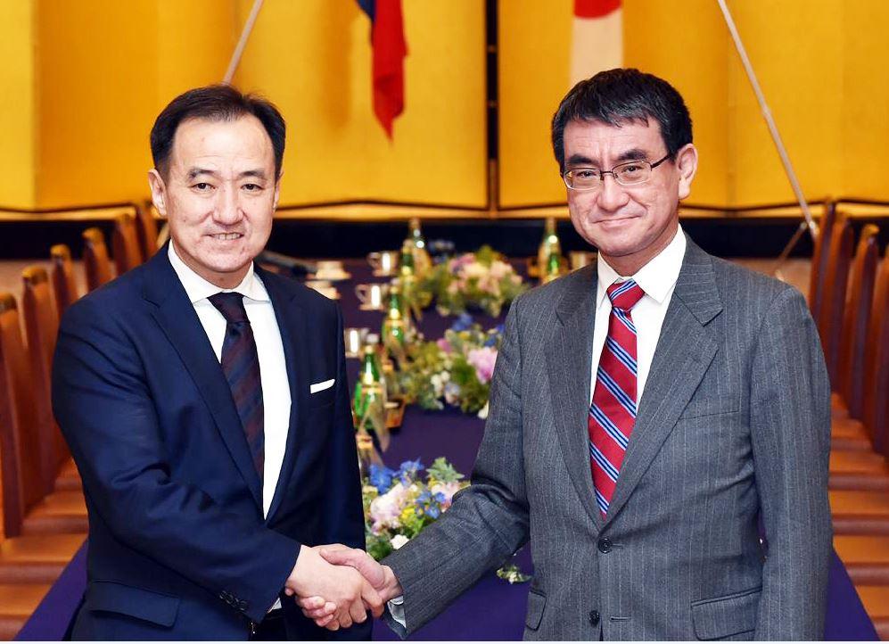 Гадаад харилцааны сайдын айлчлал ЖДҮ-ийг дэмжиж Монголын экспортыг Японы зах зээлд гаргах нөхцлийг бүрдүүлэхэд чиглэж байна