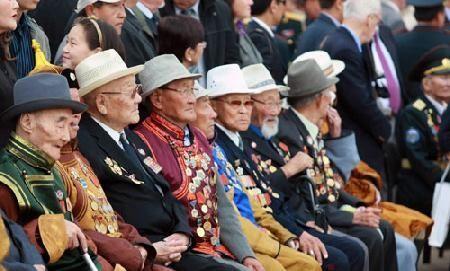 Монгол Улсын Үндсэн хууль баталсан ахмад настнуудад нэмэгдэл, хөнгөлөлт олгоно