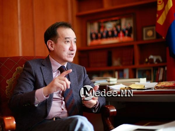 Д.Цогтбаатар: Монгол тархи л гуравдагч хөршийн бодлогыг бодож гаргаж ирсэн