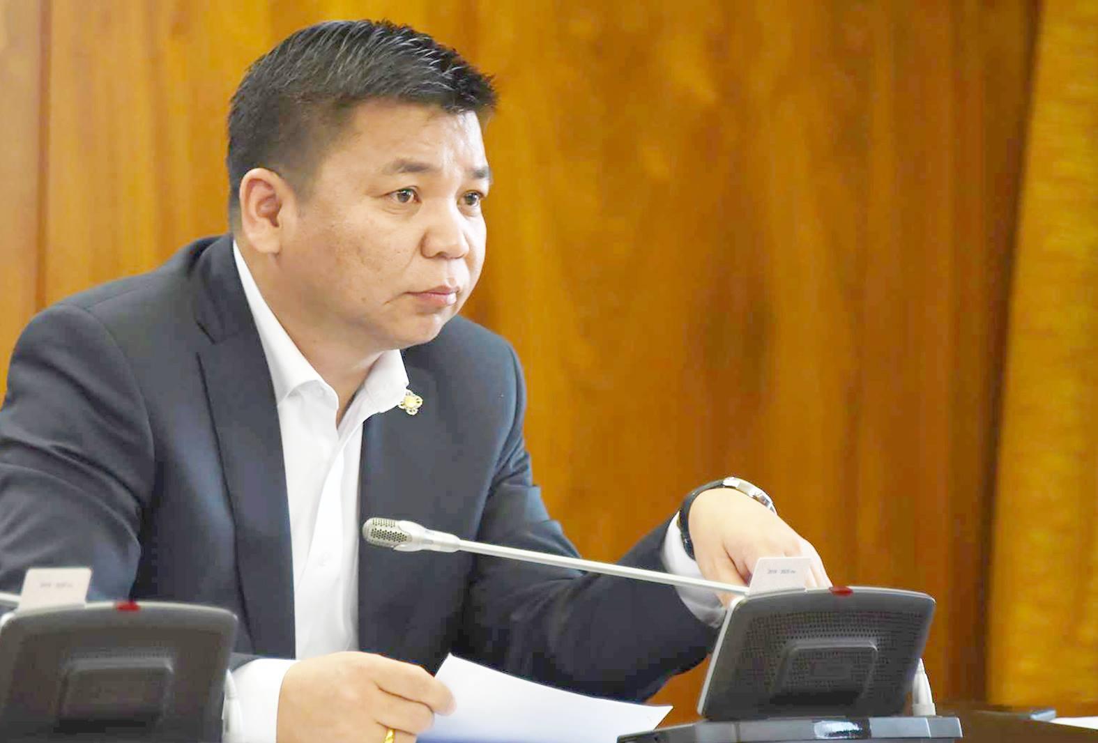 Л.Энхболд: Монголын ард түмний өмчийг хэн ч хулгай хийж болохгүй