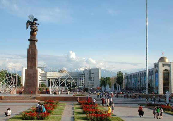 Манай улс Киргиз улсаар дамжуулан,Төв Ази дахь гадаад бодлогоо идэвхжүүлнэ