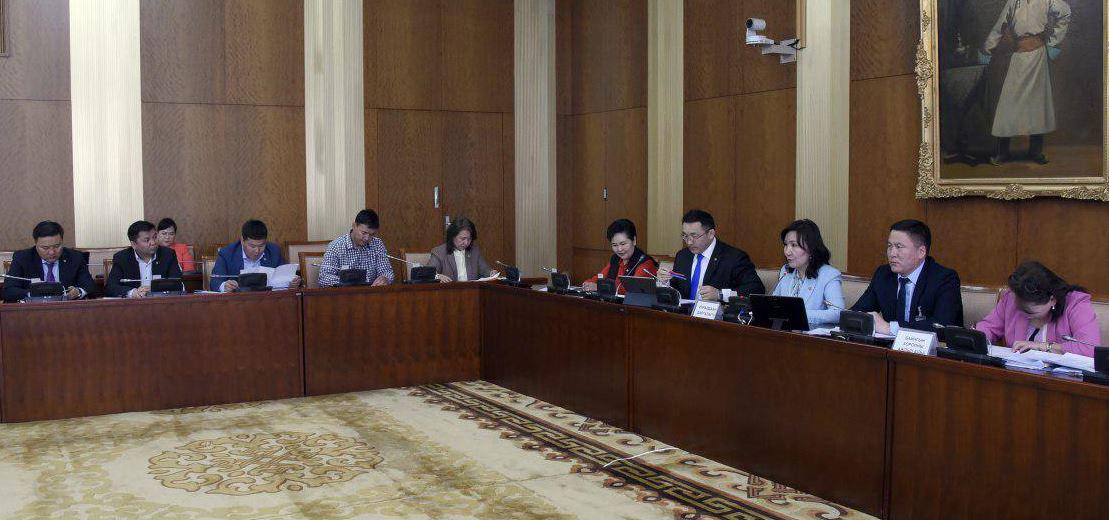 Засгийн газарт чиглэл өгөх тухай Өргөдлийн байнгын хорооны 2017 оны 02 дугаар тогтоолд өөрчлөлт орохоор тогтов
