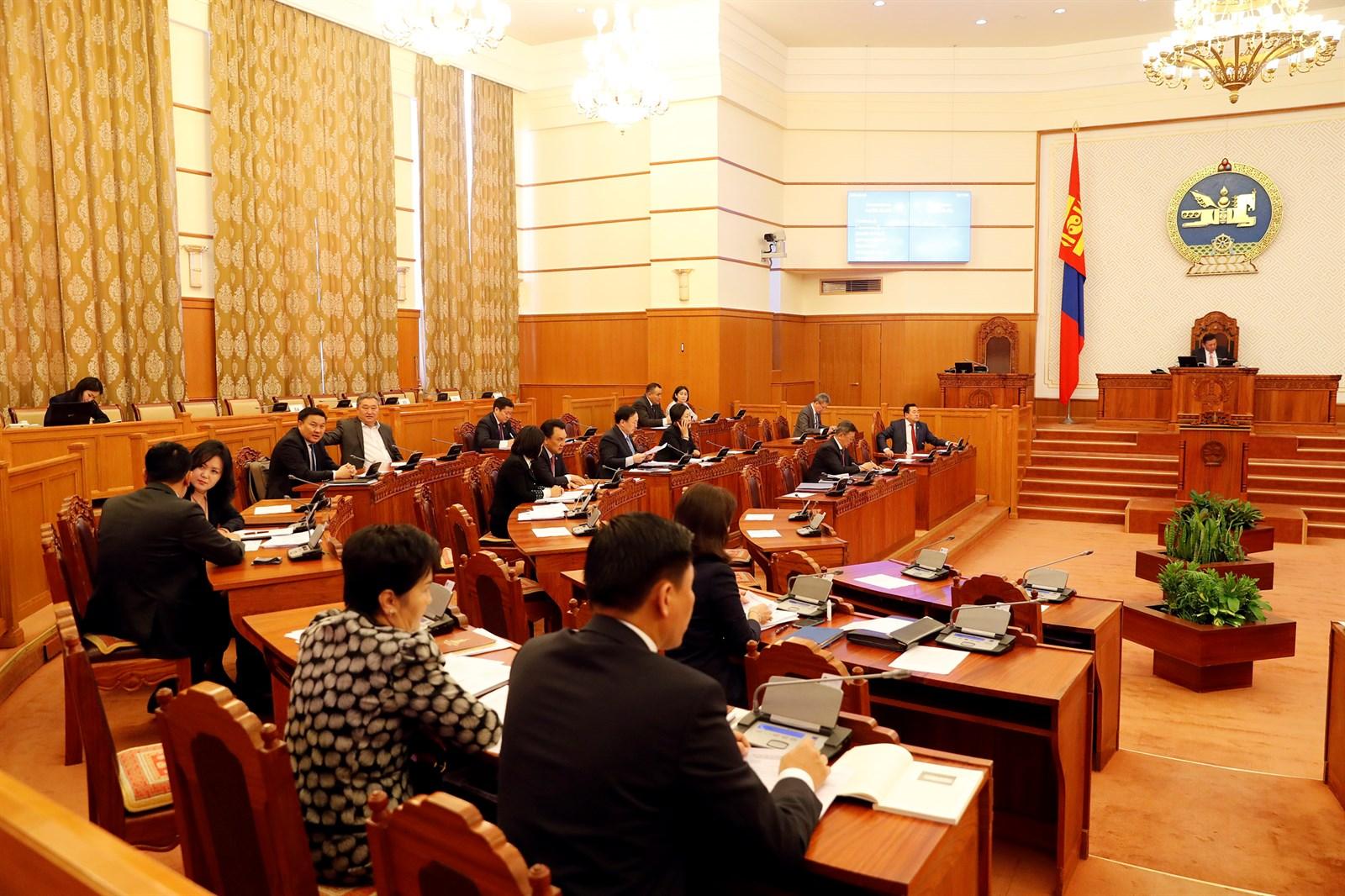 Монгол Улсын эдийн засаг, нийгмийг 2017 онд хөгжүүлэх үндсэн чиглэл 79.3 хувийн биелэлттэй байна