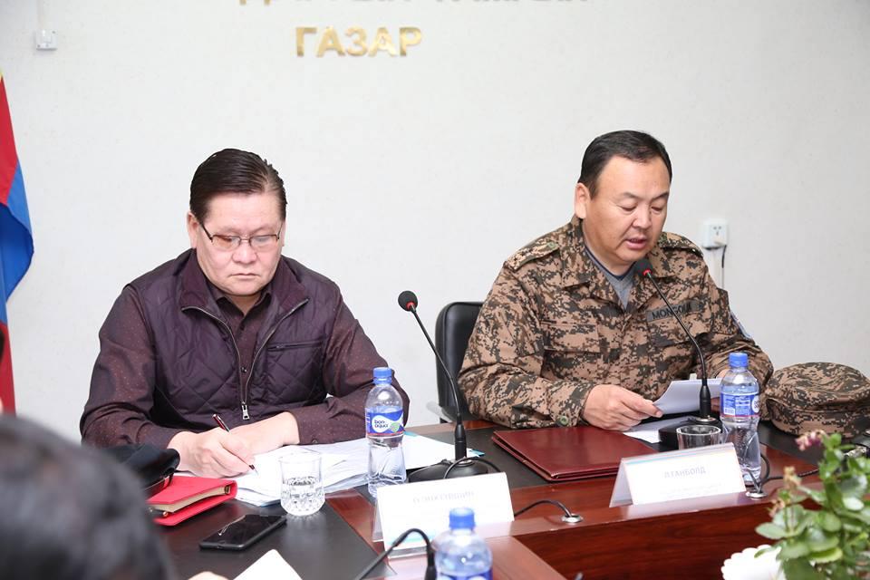 Монгол Улсын Шадар сайд Ө.Энхтүвшин Хөвсгөл аймагт ажиллаж байна