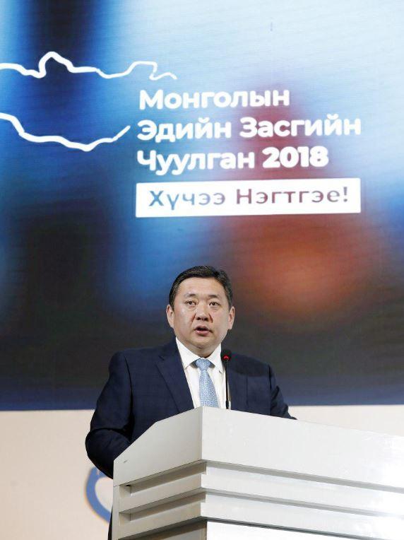М.ЭНХБОЛД: Хууль хэрэгжүүлэх, хээл хахууль, хүнд сурталтай тэмцэх эрх зүйн орчныг улам чангатгах арга хэмжээг Монголын парламент авч хэрэгжүүлэх болно