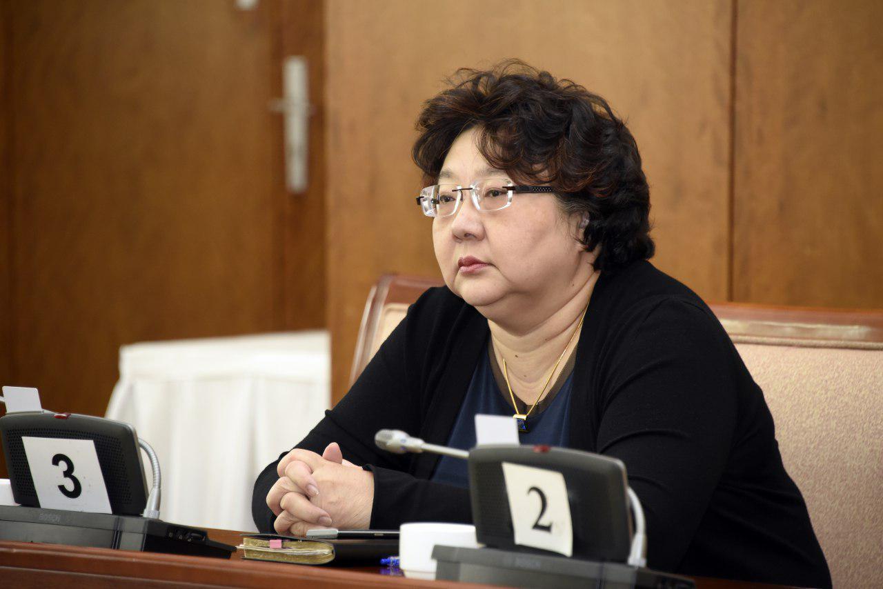 Ш.Солонгыг СЕХ-ны гишүүний үүрэгт ажлаас чөлөөлж, Үндсэн хуулийн цэцийн гишүүнээр томиллоо