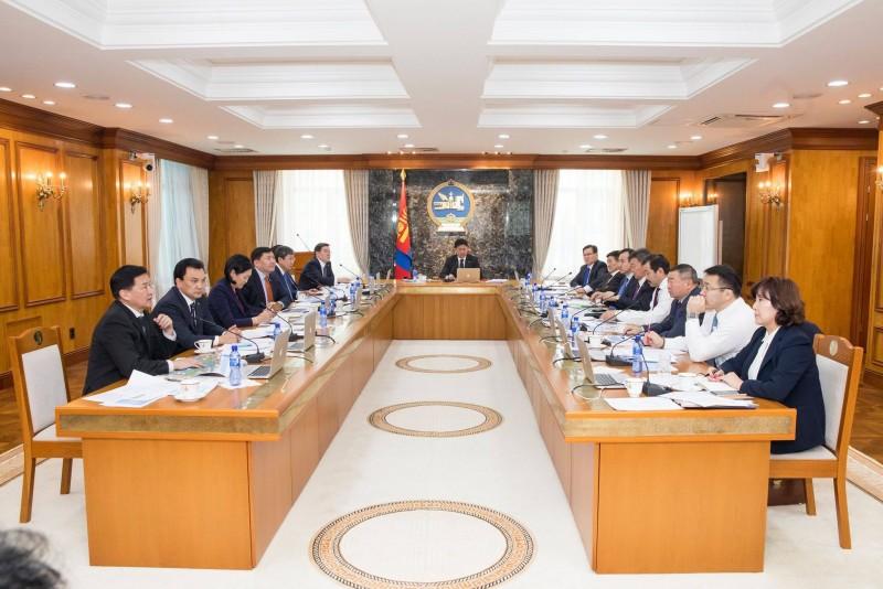 Монгол улсын засгийн газар Камбожийн вант улсын засгийн газартай агаарын харилцааны хэлэлцээрийг баталлаа