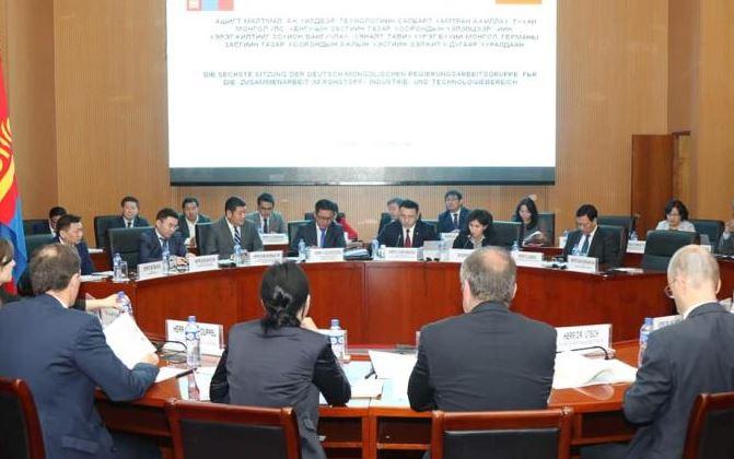 Монгол улс, ХБНГУ-ын Засгийн газар хоорондын хэлэлцээрийн 4-р хуралдаан боллоо