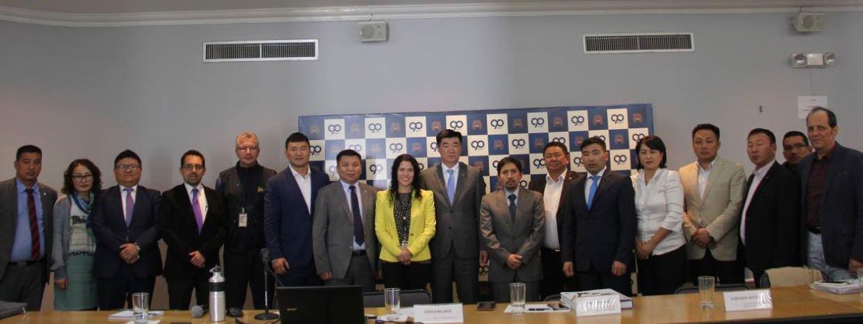 Латин Америкийн Колумб, Эквадор улсуудын алтны нийлүүлэлтийн сүлжээний туршлагатай танилцлаа