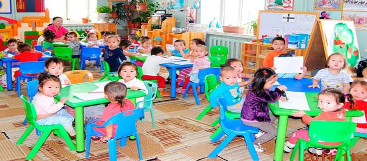 Хөгжлийн бэрхшээлтэй хүүхдийн 10-р цэцэрлэг баригдана