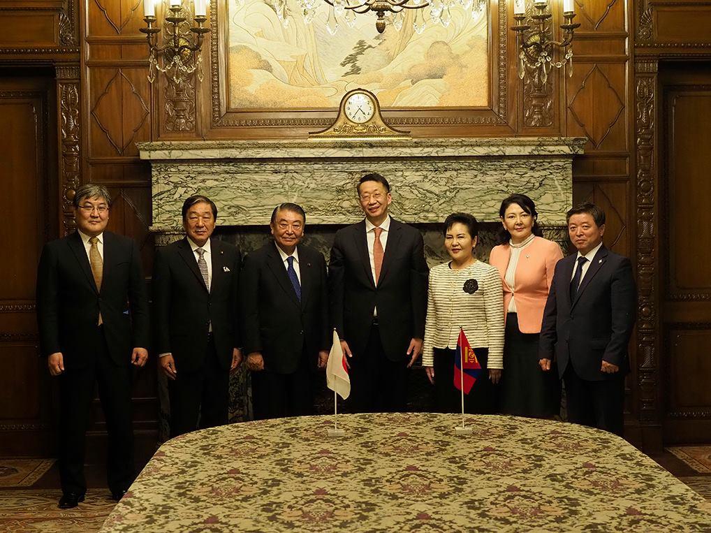 Парламентын төлөөлөгчид Япон Улсад ажлын айлчлал хийлээ
