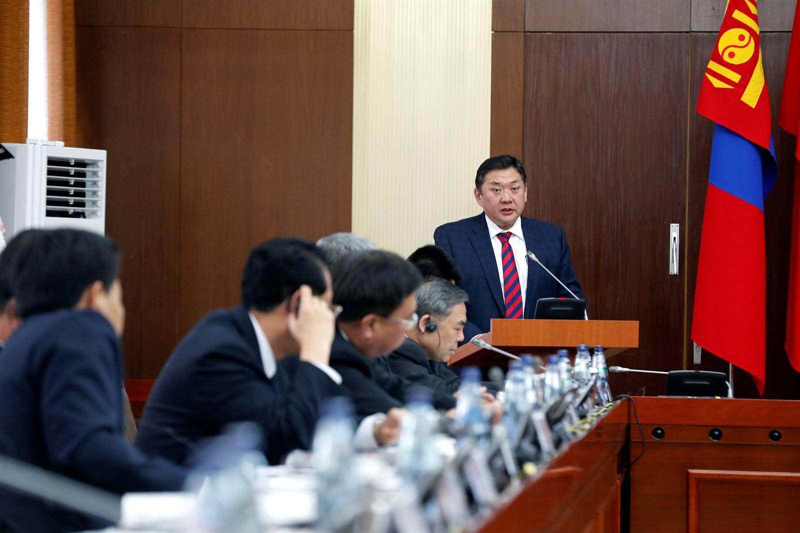 М.Энхболд: Монгол Улс бол Тогтвортой хөгжлийн зорилтыг түүчээлэгч орнуудын нэг