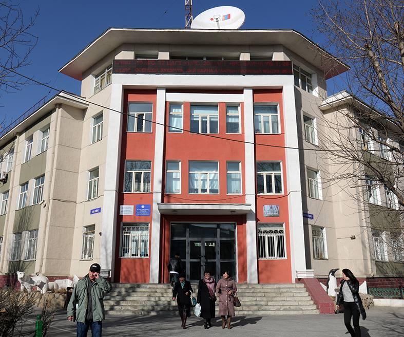 Өнөөдөр Улаанбаатар хотод 2-4 градус дулаан