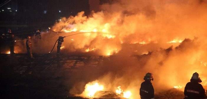 ОБЕГ: Ахуйн түймрээс сэрэмжлүүлж байна