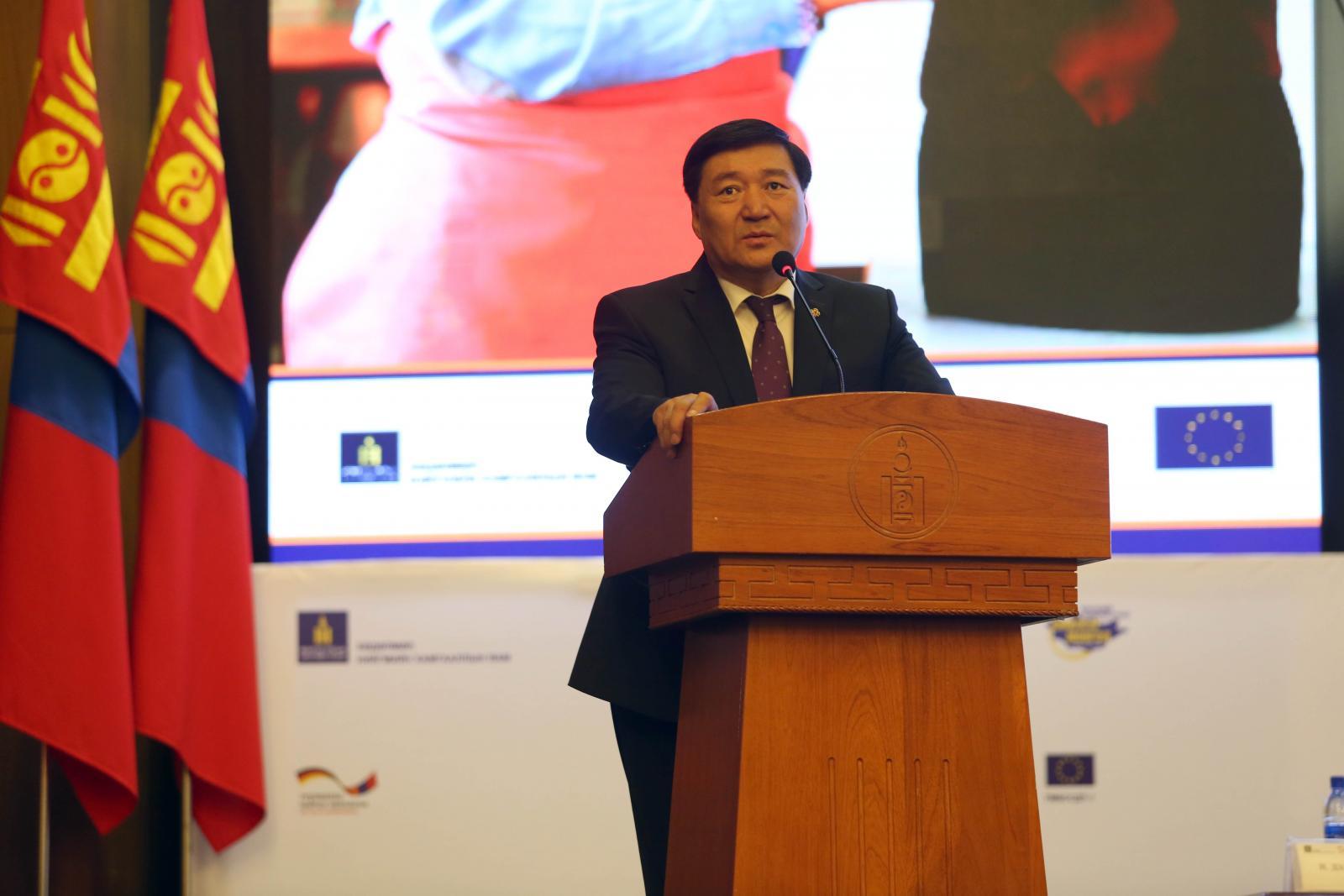С.Чинзориг:  Мэргэшсэн чадварлаг боловсон хүчний бодлого хэрэгжүүлж чадсан улс орон хөгждөг