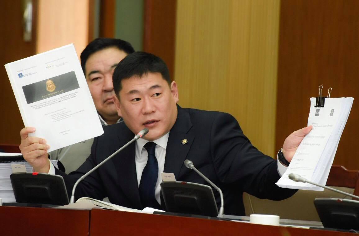"""Л.Оюун-Эрдэнэ: """"The Voice of Mongolia"""" – д (msg) санал давалгаалан өгдөг шиг ДУУ ХООЛОЙГОО нийлүүлэн илэрхийлье"""