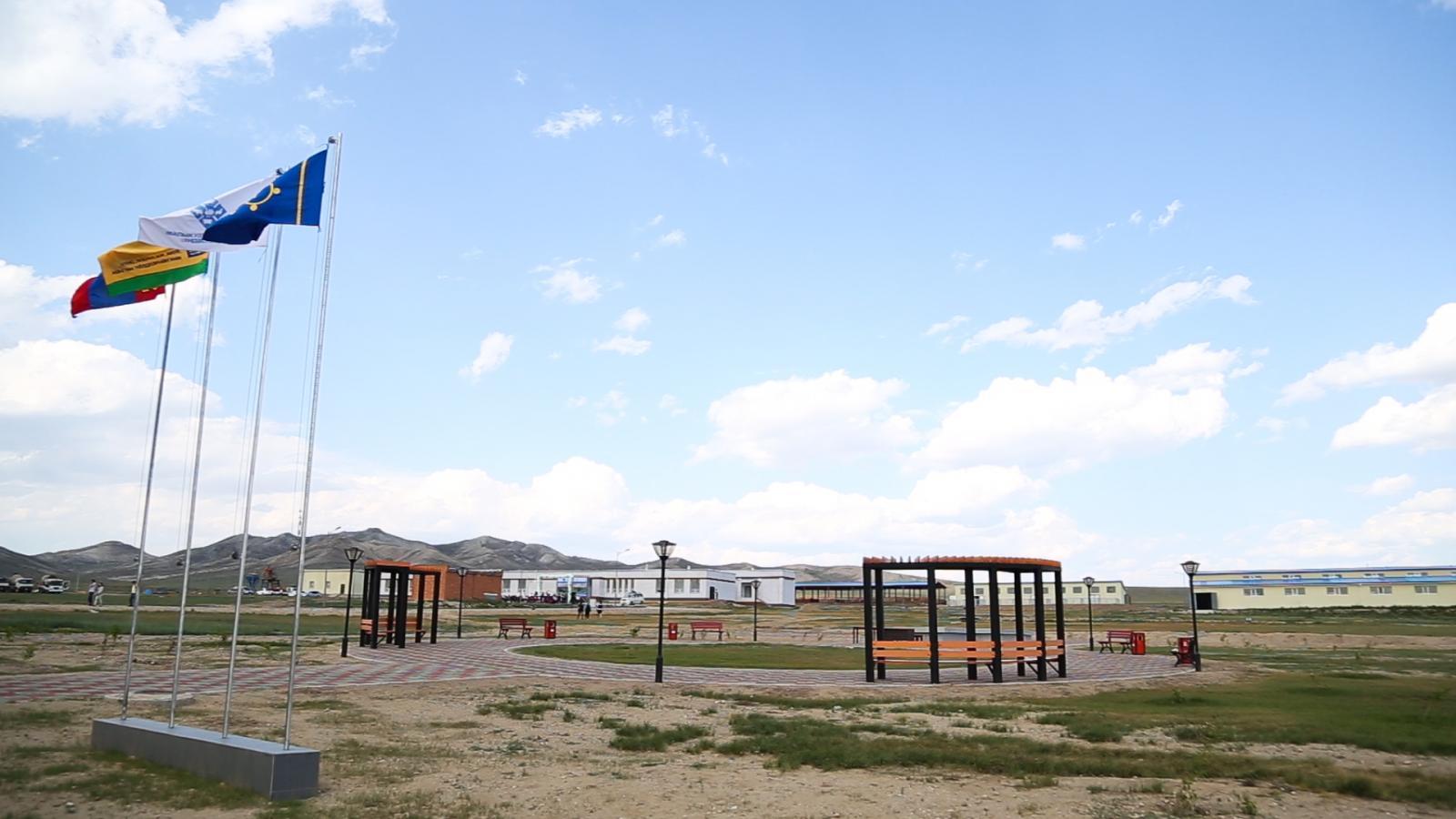 Малын удмын сангийн үндэсний цогцолбор нээлтээ хийлээ