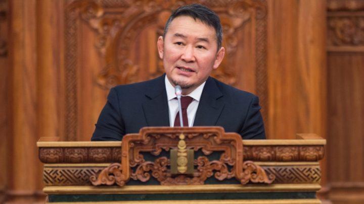 Монгол Улсын Ерөнхийлөгч Х.Баттулга ээлжит бус чуулганыг хуралдуулах албан бичиг илгээлээ