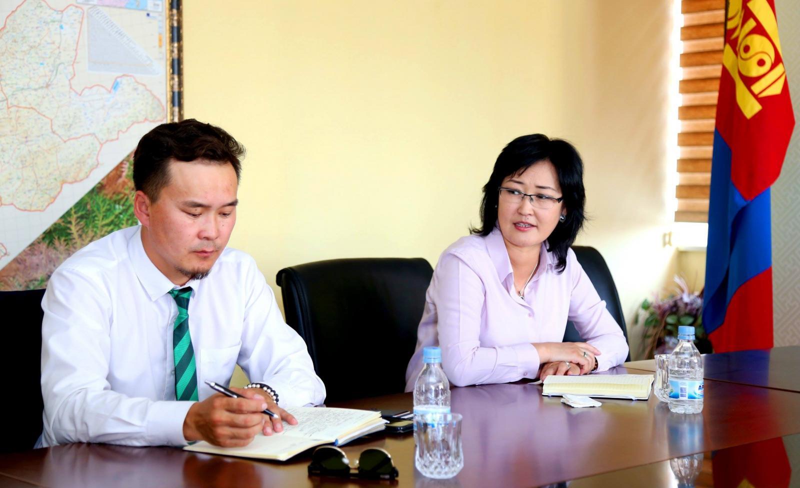 ХХААХҮ яам, Монголын Хүнсчдийн холбоотой хамтарч ажиллана