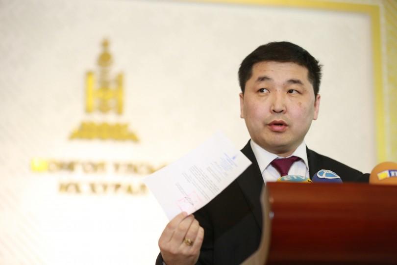 О.Баасанхүү: Лондонгийн Арбитрын шүүх хурлын шийдвэрийн Монгол хэл дээрх тайлбарыг хүргэж байна