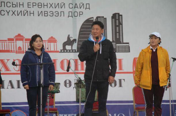 """""""Хүчирхэг Монгол"""" спорт, урлагийн өдөр болж байна"""