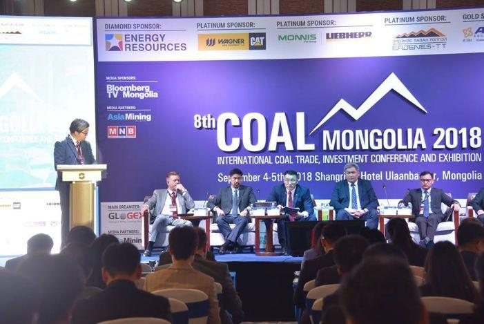 """""""Coal Mongolia - 2018"""" олон улсын чуулга уулзалт болж байна"""