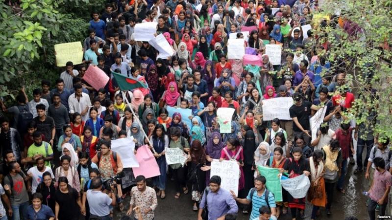 Бангладеш улс осол гаргаж, хүний амь хөнөөсөн хүнд цаазын ял онооно