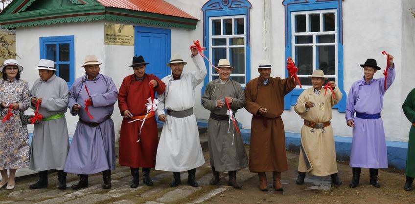 БОГД ХААНТ Монгол улсын АНХНЫ БАГА СУРГУУЛИЙН 100 жилийн ой тохиож байна