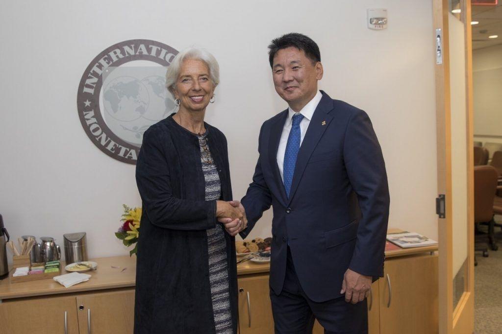 Монгол Улсад валютын нөөцийг нэмэгдүүлэх зайлшгүй шаардлага байгааг ОУВС-гийн тэргүүн анхаарууллаа