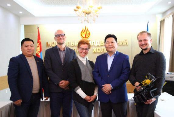 Беларусийн ҮЭ-ийн холбооноос Монголын үйлдвэрчний эвлэлийн холбооны тухай баримтат кино хийнэ