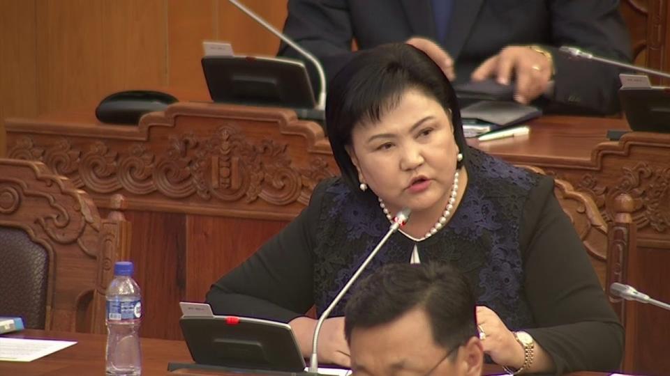 Д.Оюунхорол: Улаанбаатар хотынхоо өмнө тулгамдаж байгаа асуудлыг шийдэхэд онцгой анхаарах хэрэгтэй байна