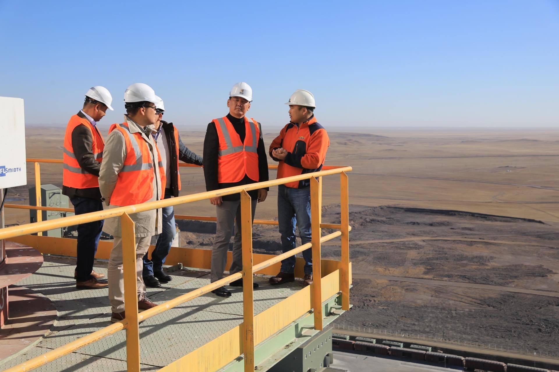 Газрын тос боловсруулах үйлдвэрийн дэд бүтцийн ажил 40 хувьтай байна