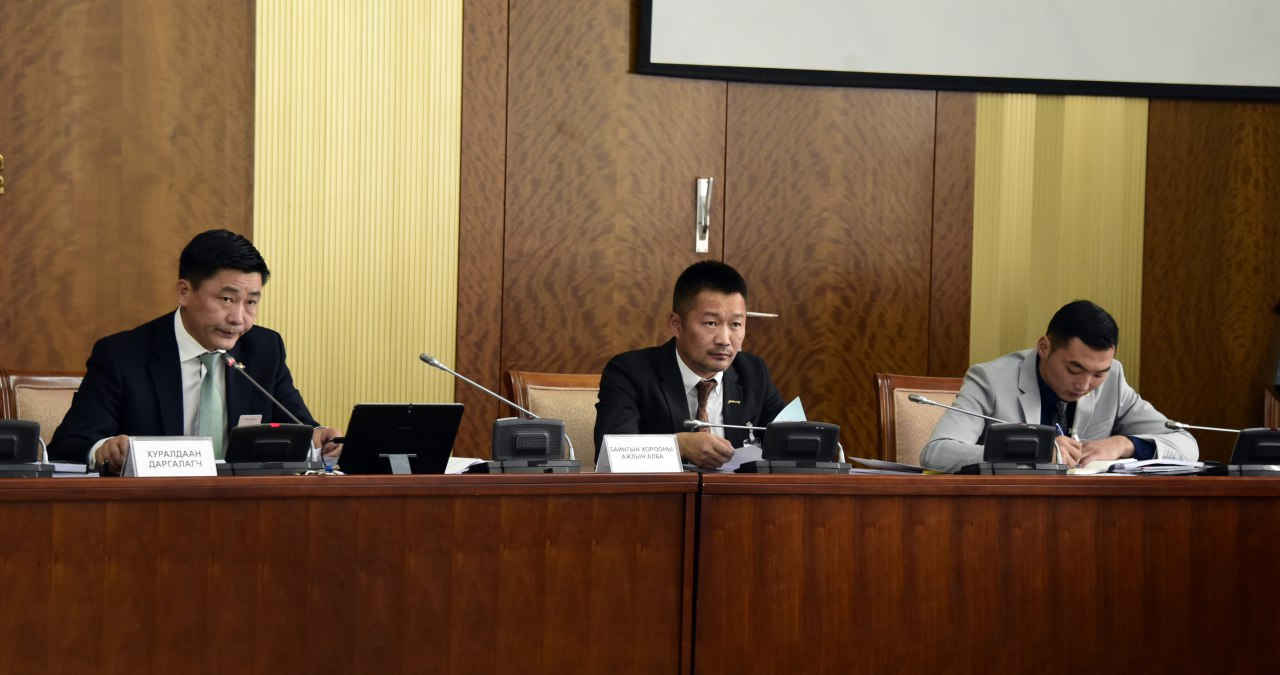 НББСШУБХ: Монгол Улсын  2019 оны төсвийн тухай хуулийн хоёр дахь хэлэлцүүлгийг хийлээ