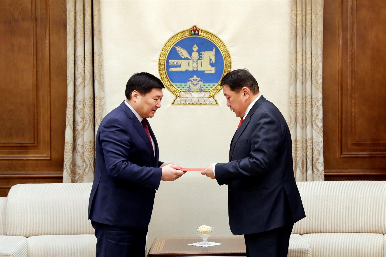 Монгол Улс, Бүгд Найрамдах Турк Улс хоорондын Хэлэлцээр соёрхон батлах төслийг өргөн барилаа
