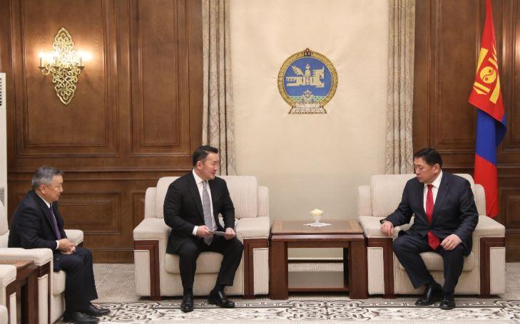 Монгол Улсын 2019 оны төсвийн тухай хуульд бүхэлд нь хориг тавилаа