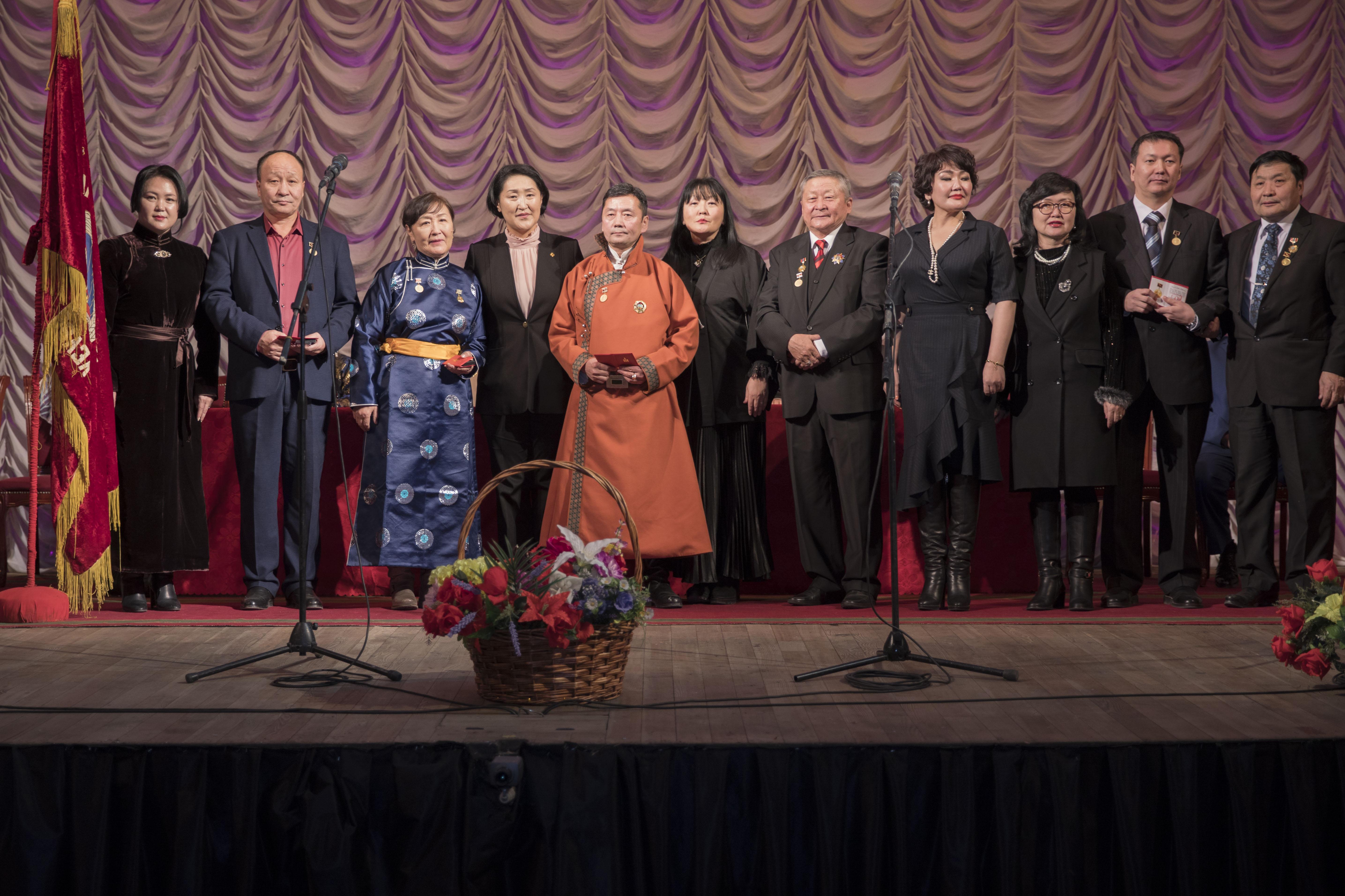 Монголын зохиолчдын эвлэлийн түүхт 90 жилийн ой тохиож байна
