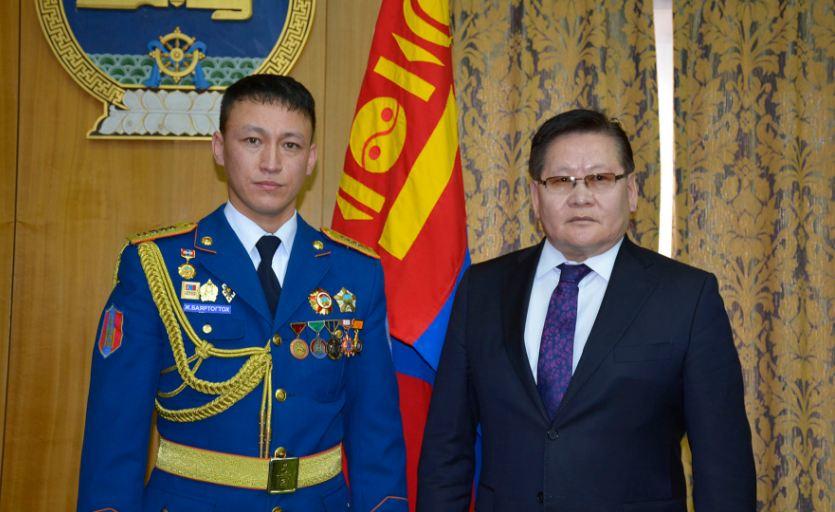 Ө.Энхтүвшин: Монголын төр болоод ард түмэн Онцгой байдлын байгууллагад итгэж, хүндэтгэн дэмжиж байгаагийн илрэл юм
