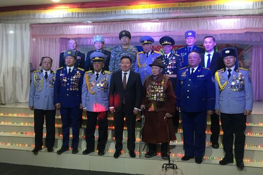"""""""Цэргийн алдар"""" спорт тэмцээнд Төвийн бүс тэргүүллээ"""