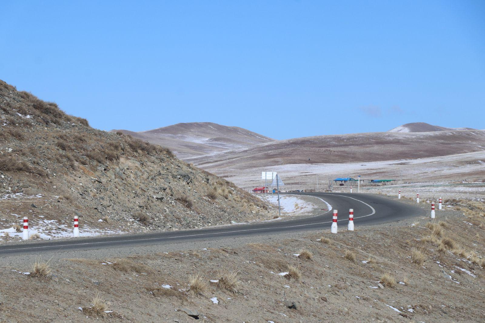 Улаанбаатар-Дархан чиглэлийн замыг ирэх сарын 25-наас хаана