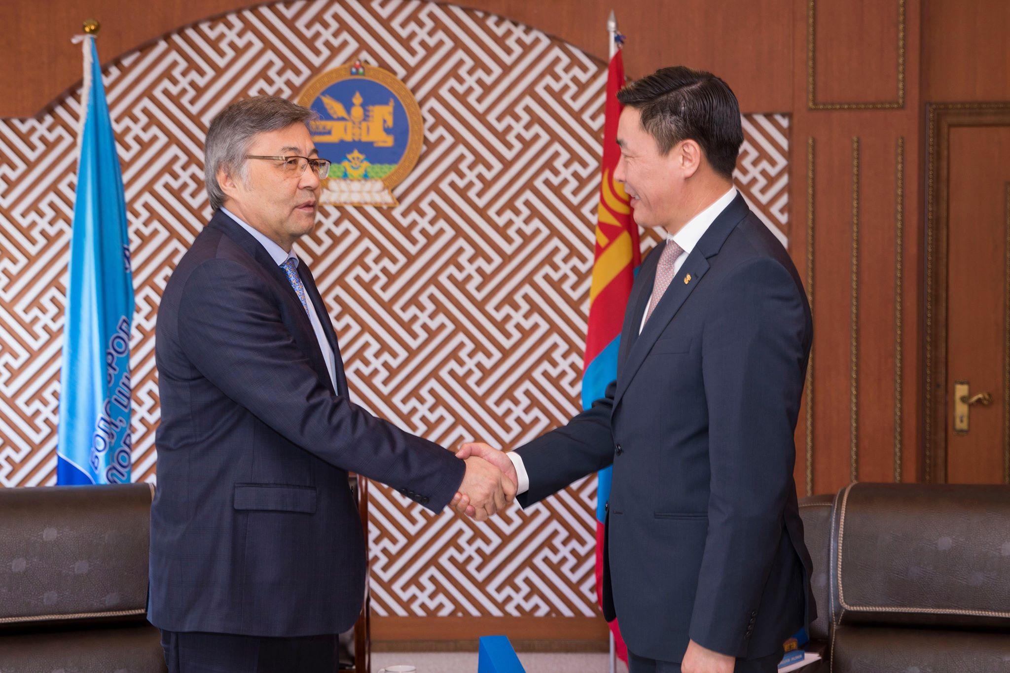 Казахстан улсад тэтгэлгээр суралцах оюутны тоог нэмэгдүүлнэ