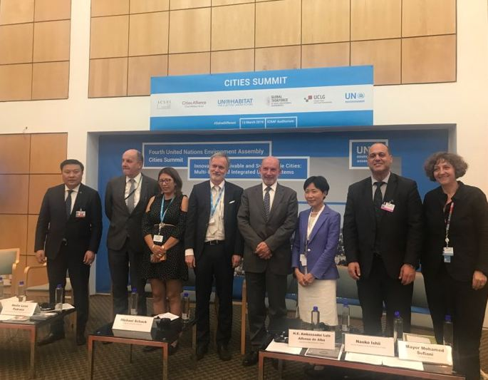 НҮБ-ын Байгаль орчны IV ассамблейд Монгол Улс амжилттай оролцлоо