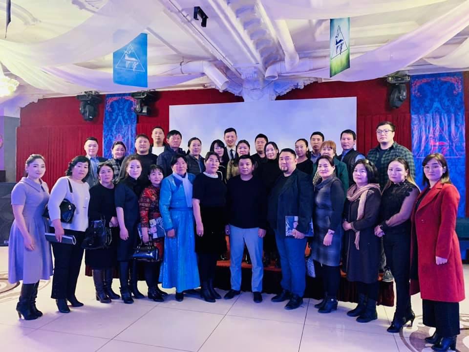 Монголын Хүнсчдийн Холбооны Өмнөговь аймаг дахь салбар зөвлөлийн гишүүдтэй уулзлаа