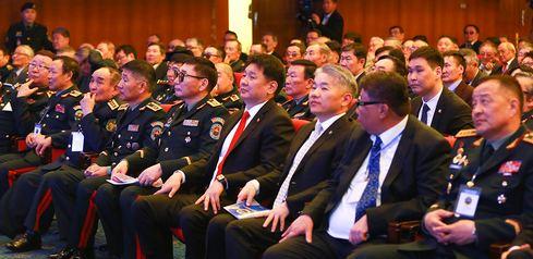 """""""Монгол цэргийн нэгдсэн холбоо""""-ны анхдугаар Их хурал боллоо"""