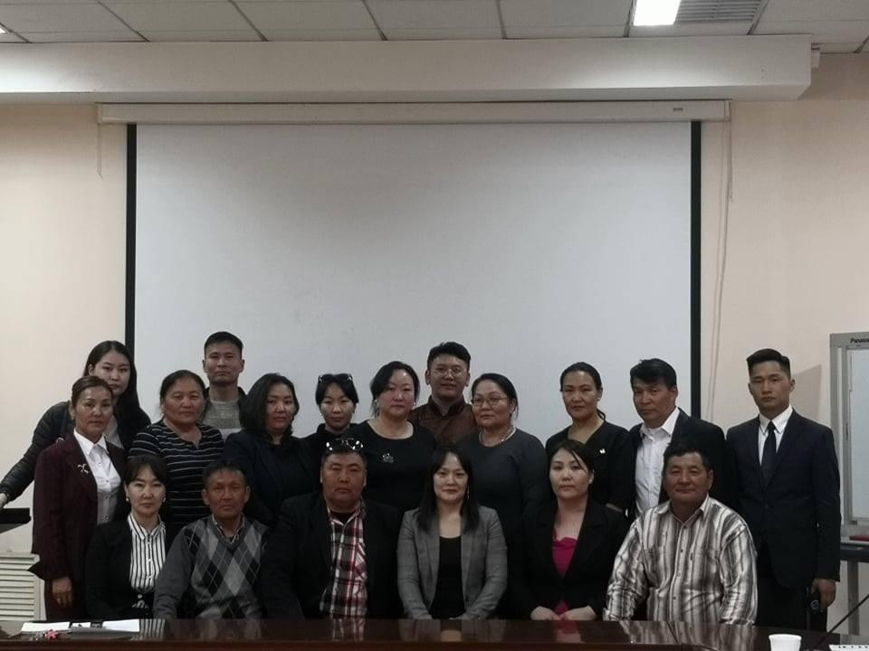 Өмнөговь аймгийн соёл, урлагийн газрын удирдлагууд Улаанбаатар хотод ирж туршлага судаллаа