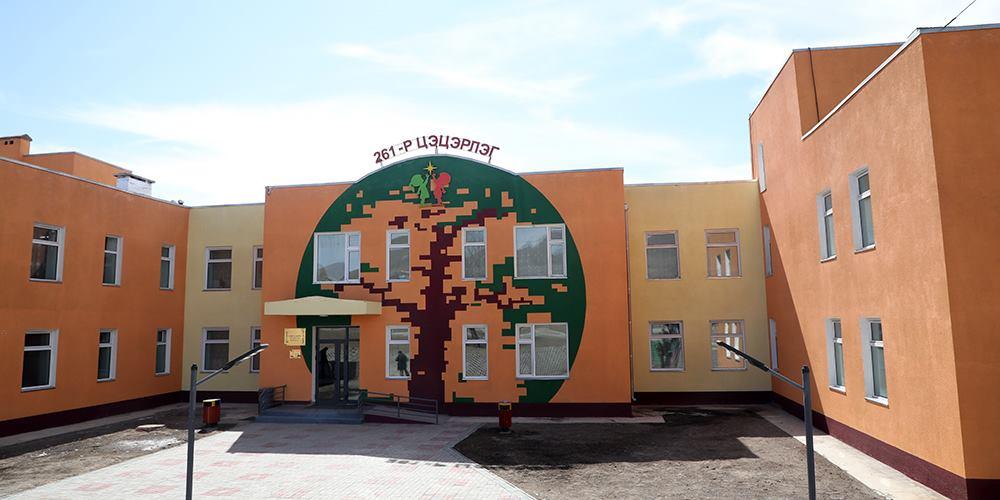 Сонгинохайрхан дүүргийн 261 дүгээр цэцэрлэгийн эрхлэгчийн хүсэлтийг шийдвэрлэлээ