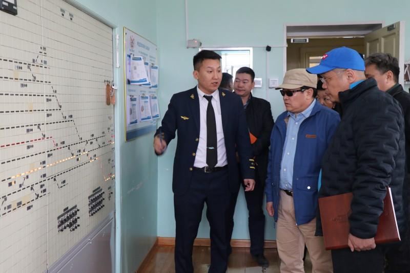 Сайншанд Монголын хоёрдахь том өртөө болно