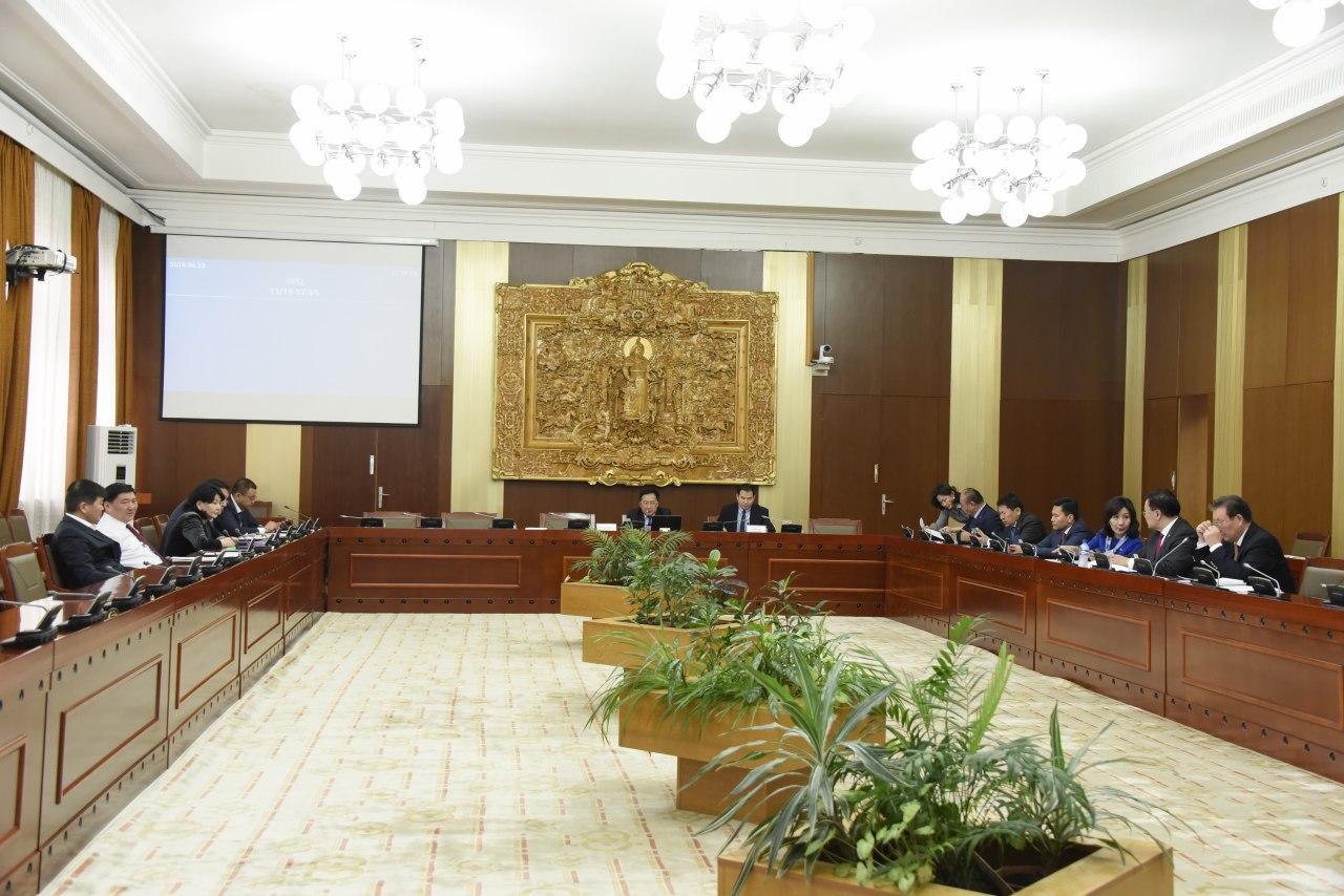 Монгол Улс, Бүгд Найрамдах Беларусь Улс хоорондын гэрээний төслийг хэлэлцлээ