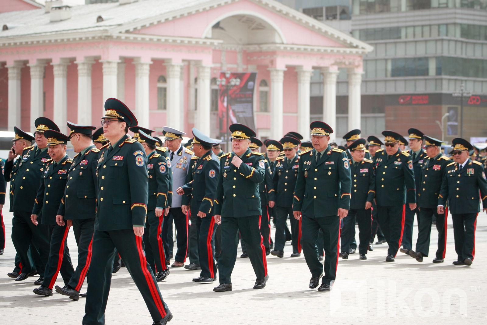 Монголын генералуудын өдөр тохиож байна